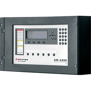 Centrale analogica AM4000