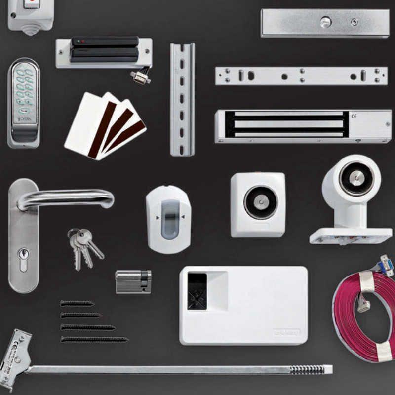 Accessori opzionali porte tagliafuoco REI